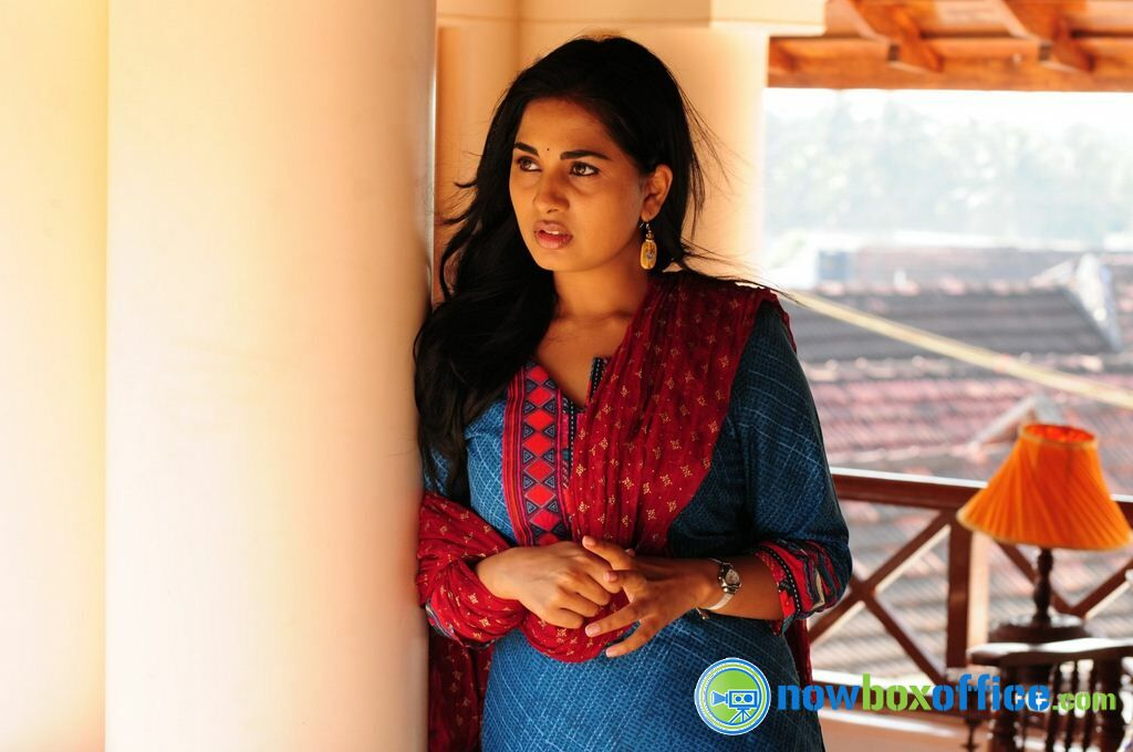 Srushti Dange New Images Srushti Dange in Navarasa Thilagam Stills (12 ...