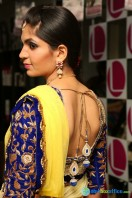 Anusha at Bridal Dream Make Up Work (22)