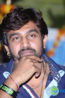 Chiranjeevi Sarja at Ram Leela Launch (1)