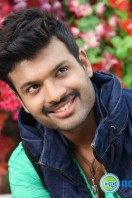 Sumanth Shailendra at Cherry Movie Press Meet (1)