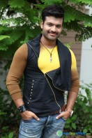 Sumanth Shailendra at Cherry Movie Press Meet (10)
