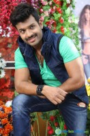 Sumanth Shailendra at Cherry Movie Press Meet (4)