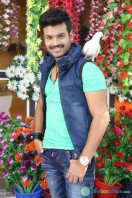 Sumanth Shailendra at Cherry Movie Press Meet (5)