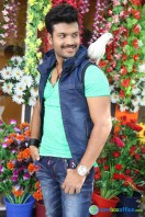 Sumanth Shailendra at Cherry Movie Press Meet (6)