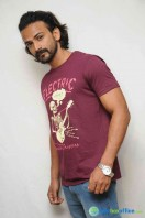 Dhananjay at Badmaash Movie Press Meet (2)