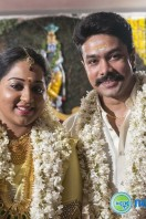 Harish Abinaya Marriage Stills