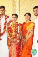 SR Prabhu Marriage Stills