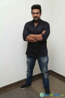 Chiranjeevi Sarja at Aatagara Movie Press Meet (1)