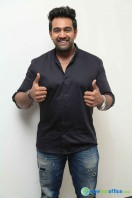 Chiranjeevi Sarja at Aatagara Movie Press Meet (5)
