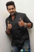 Chiranjeevi Sarja at Aatagara Movie Press Meet (6)
