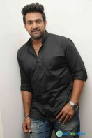 Chiranjeevi Sarja at Aatagara Movie Press Meet (7)