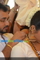 Actress Muktha Marriage photos (1)