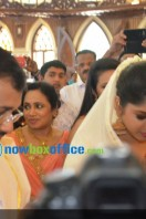 Actress Muktha Marriage photos (11)