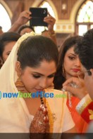 Actress Muktha Marriage photos (12)