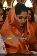 Actress Muktha Marriage photos (17)
