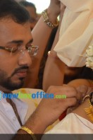 Actress Muktha Marriage photos (2)