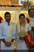 Actress Muktha Marriage photos (20)
