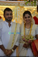 Actress Muktha Marriage photos (21)
