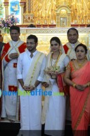 Actress Muktha Marriage photos (24)