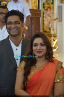 Actress Muktha Marriage photos (31)