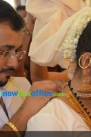 Actress Muktha Marriage photos (4)