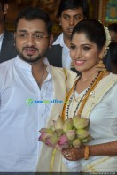 Actress Muktha Marriage photos (40)
