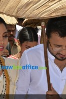 Actress Muktha Marriage photos (64)