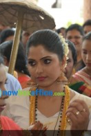 Actress Muktha Marriage photos (72)