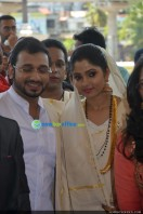 Actress Muktha Marriage photos (77)