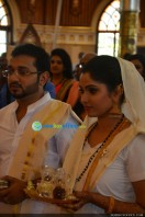 Actress Muktha Marriage photos (81)