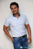 Akash Satyajeeth at Shambo Mahadeva Press Meet (2)