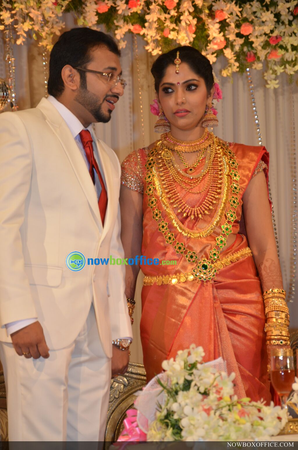Muktha Wedding Reception Photos Muktha And Rinku Tomy