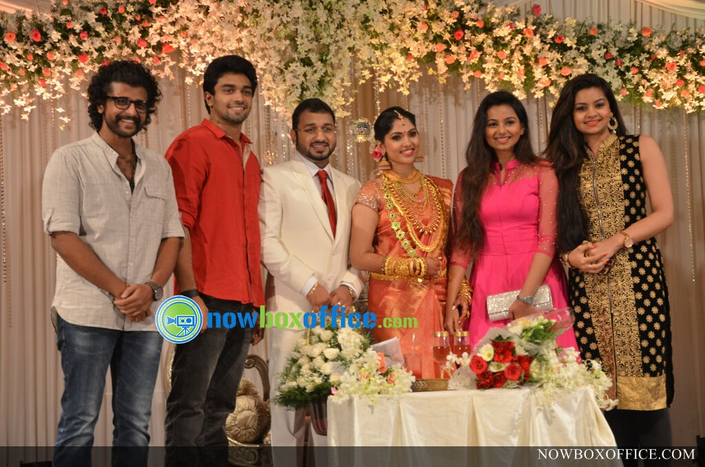 Muktha Wedding Reception Photos Muktha And Rinku Tomy Wedding Reception Photos41