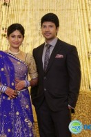 Vijayalakshmi Wedding Reception Photos
