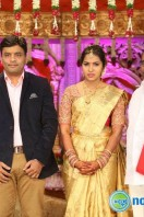 Siva Nageswara Rao Daughter Marriage Reception (10)