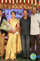 Siva Nageswara Rao Daughter Marriage Reception (12)
