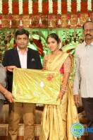 Siva Nageswara Rao Daughter Marriage Reception (13)