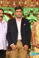 Siva Nageswara Rao Daughter Marriage Reception (14)