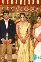 Siva Nageswara Rao Daughter Marriage Reception (16)