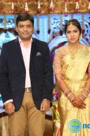 Siva Nageswara Rao Daughter Marriage Reception (17)