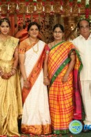 Siva Nageswara Rao Daughter Marriage Reception (21)