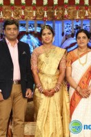 Siva Nageswara Rao Daughter Marriage Reception (24)