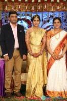 Siva Nageswara Rao Daughter Marriage Reception (25)