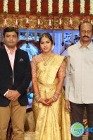 Siva Nageswara Rao Daughter Marriage Reception (26)