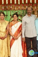 Siva Nageswara Rao Daughter Marriage Reception (28)