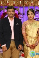 Siva Nageswara Rao Daughter Marriage Reception (33)