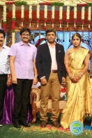 Siva Nageswara Rao Daughter Marriage Reception (34)