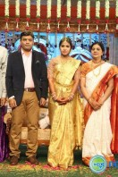 Siva Nageswara Rao Daughter Marriage Reception (35)