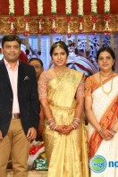 Siva Nageswara Rao Daughter Marriage Reception (37)