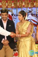 Siva Nageswara Rao Daughter Marriage Reception (38)